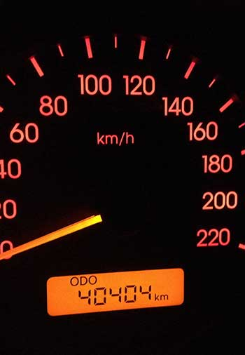 Your nightmare is maintaining fleet odometer values?