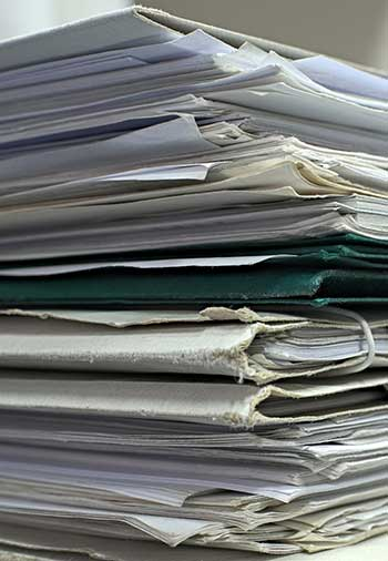 Wasting time with paper servicing or defect records?